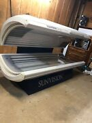 Tanning Bed Sunvision Brand 30 Bulbs