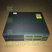 1pcs Used Cisco Ws-c2960s-24ts-l Tested In Good Conditon Fast Ship
