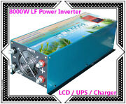 32000w/8000w Lf Pure Sine Wave Power Inverter 24vdc/110vac 60hz Lcd/ups/charger