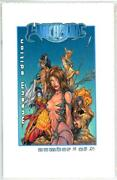 Tales Of Witchblade 1/2 Michael Turner Museum Edition Jay Company Coa Ltd 25