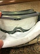 New Ess Profile Nvg Ballistic Goggle - Shooting/safety Glasses Unisex Adult