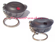 Tupperware Keychains Lot Heat N Serve 2 Variations Red And Black Vent Gadgets