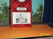 Campbell Scale Models Ho 359 Community Church.