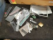 Assorted Lot Of Ho And Possible N Scale Plastic Building And Accessory Parts