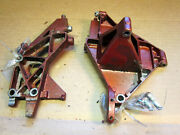 1950's Johnson Fd-10 15hp Outboard Motor Used Cowl Brackets Ships W/tracking