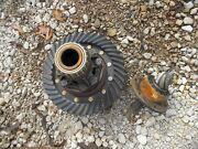 Ford 8n Tractor Transmission Ring ++ Pinion Drive Gear Matched Set 8 N