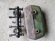 1946 John Deere A Jd Tractor Engine Motor Rocker Arm Assembly And Cover