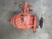Case Vac Tractor Original Belt Pulley Drive Assembly W/ Hydraulic Pump Assembly