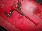 Farmall Cub Tractor Ih Pto Power Take Off Engagement Lever And Small Holder Bracke