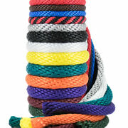 Golberg Solid Braid Mfp Rope - Multifilament Polypropylene Derby Rope, Usa Made