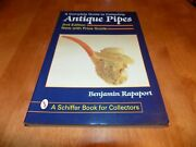 The Complete Guide To Collecting Antique Pipes Pipe Collector Antiques Book