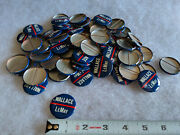 Lot Of 61 1968 George Wallace Lemay Nixon President Election Campaign Button Pin