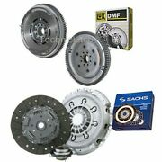 Sachs Sachs 3 Part Clutch Kit And Luk Dmf For Toyota Corolla Estate 2.0 D-4d