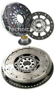 Dual Mass Flywheel Dmf And Complete Clutch Kit For Bmw 5 / 6 Series E60 / E64