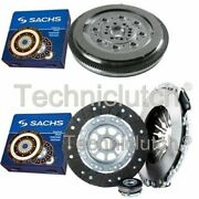 Sachs Clutch Kit And Dmf For Mercedes-benz Sprinter Platform/chassis 208 D