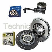 Luk 2 Part Clutch Kit With Sachs Csc For Ford Transit Platform/chassis 2.0 Di