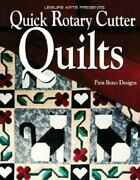 Quick Rotary Cutter Quilts For The Love Of Quilting Bono Pam Pb