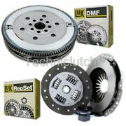 Luk 3 Part Clutch Kit And Luk Dmf For Bmw 5 Series Estate 520i
