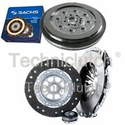 Nationwide 3 Part Clutch Kit And Sachs Dmf For Mercedes-benz Sprinter Bus 208 D