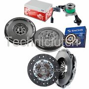 2 Part Clutch And Sachs Dmf With Fte Csc For Mercedes-benz Sprinter Box 311 Cdi
