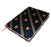 195 Polo Rugby Hardcover Blank Notebook Journal Diary Navy Pink