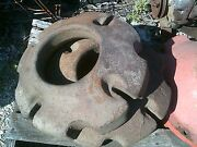 Avery Tractor Rear 145lb Originl Avery Weight Weights Pair/set Rare Hard To Find