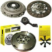 Luk Dual Mass Flywheel A Clutch Kit And Csc For A Volvo V60 Estate 1.6 Drive