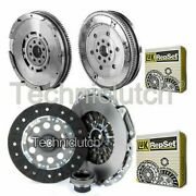Luk 3 Part Clutch Kit And Luk Dmf For Bmw 5 Series Berlina 528i