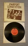 Fairport Convention-fairport Convention-debut Lp-polydor Re-issue-2384 047-1968