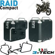 Side Panniers Cases Raid Compact 33+ 39 Lt Mytech Triumph 800 Tiger Xc And039 11and039/13