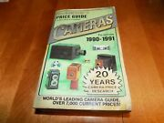 Mckeown's Price Guide To Antique And Classic Cameras 1990-91 Prices Camera Book