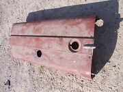 Farmall 560 Rc Ihc Ih Tractor Engine Motor Hood Cover Panel And Chrome Frnt Emblem