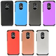 For { Alcatel Ideal Xtra 5059r } Ah2 Hybrid Cover