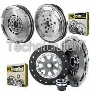 Luk 3 Part Clutch Kit And Luk Dmf For Bmw 5 Series Berlina 525i