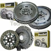 Luk 3 Part Clutch Kit And Luk Dmf For Bmw 3 Series Estate 325 Tds