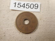 Very Old Chinese Dynasty Cash Coin Raw Unslabbed Album Collector Coin - 154509