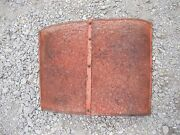 Allis Chalmers Ac Wd45 Wd 45 Tractor Orignal Front Nose Cone Grill Picker Screen