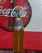 2018 Fanta Pineapple Made In Mexico 355ml Glass Coca Cola Product Bottle New
