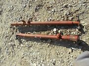 Farmall Ih A Sa Tractor Ihc Wide Front End Steering Tie Rod Rods Frontend