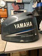 Yamaha Four Stroke 200 Hp Top Cowling/ Fits F200-f225 3.3l. 02and039 -10and039- Stk 9155