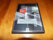 William Shakespeare A Life Of Drama England Biography Aande Very Rare Oop Dvd
