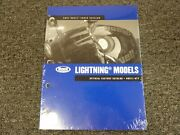 2007 Buell Lightning Super Tt Xb12stt Xb12s Xb12ss Parts Catalog Manual