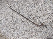 Oliver 88 Rc Tractor Clutch Pedal Linkage Rod