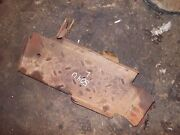 Farmall 504 Utility Ih Tractor Left Platform Step And Mounting Bracket