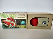 Mint Astronaut Robot Space Scout Ship Made In Hong Kong Exactly Japan Nomura
