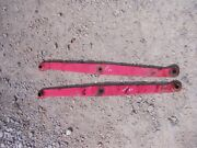 Ford 9n Tractor Original Right And Left Sides Bottom 3pt Hitch Lift Arm Arms 9 N