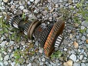 Ford 8n Tractor Transmission Main Bottom Gears And Shaft
