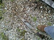 Ford 8n Tractor Bottom Lift 3pt Hitch Arm