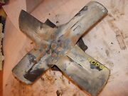 Ford 3000 Diesel Tractor Good Workng Engine Motor Water Pump Assembly And Fan Blad