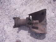 Ford 8n 9n 2n Tractor Pto Power Take Off Extension W/ Cover Guard Shield